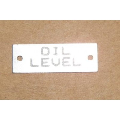 Blank Oil Level Roemer