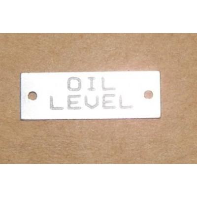 Blank Oil Level Roemer